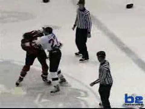 Jordan Little vs Neil Clark