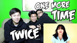 TWICE   ONE MORE TIME MV REACTION (ONCE FANBOYS)