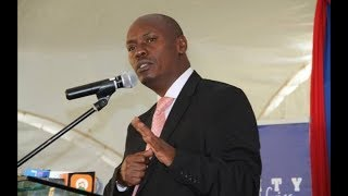 How former Kiambu Governor Kabogo would deal with corrupt Kenyans