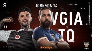 Vodafone Giants VS Team Queso | Jornada 14 | Temporada 2018/2019