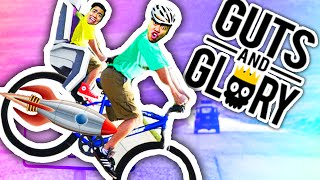 I BELIEVE I CAN FLY! | Guts and Glory #2