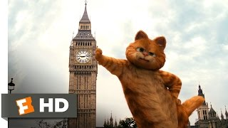 Garfield: A Tail Of Two Kitties (15) Movie CLIP   The British Are Coming! (2006) HD