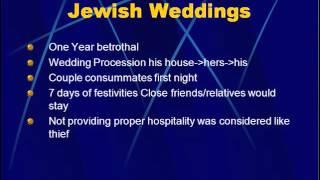 Jesus Turns Water Into Wine - Understanding The Wedding At Cana (John 2:1-11)