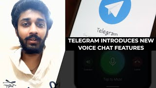 Telegram introduces new voice chat features | TECHBYTES