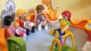 Lucas Kommt In Die Krabbelgruppe  Playmobil Film Deutsch