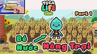 Cùng Bé Nước tham quan nông trại Toca Farm và học trồng lúa siêu thú vị