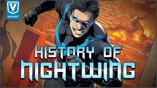 History Of Nightwing!
