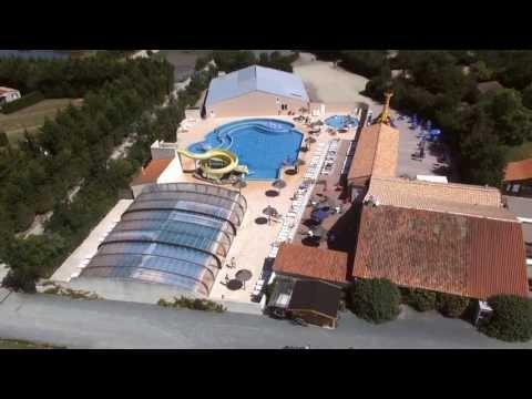 Camping Guyonnière - vue aérienne