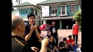 Training Bahasa Isyarat Indonesia Gerkatin