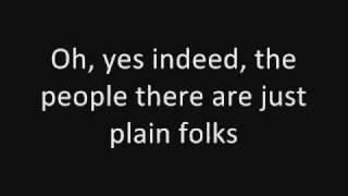 Tom Lehrer: My Home Town (concert live) (1960)