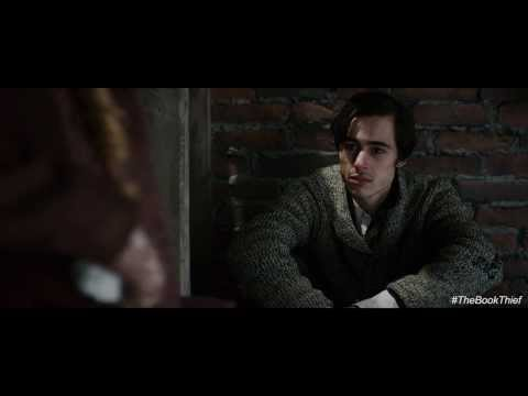 The Book Thief Clip 'Snowball Fight'