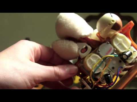Fixing a poorly repaired Teddy Ruxpin