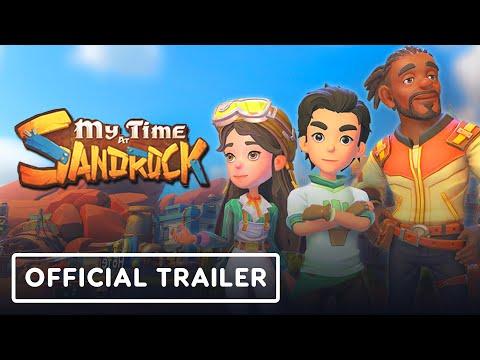 Trailer d'annonce officiel de My Time At Sandrock