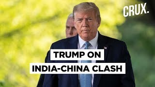 India & China Have a Big Problem, Will Try To Help Them, Says Donald Trump - Download this Video in MP3, M4A, WEBM, MP4, 3GP