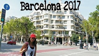 Ed Sheeran - BARCELONA 2017 // Fan music video