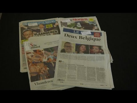 Διχασμένο το Βέλγιο