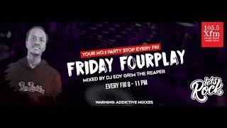 KENYAN ROCK MUSIC MIX 105.5XFM F4P EDITION 2017 BY EDYGRIM DJ