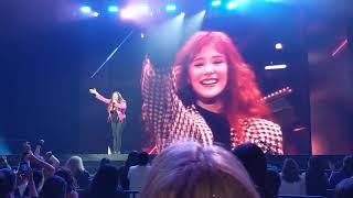 NKOTB, Tiffany, Debbie Gibson Mixtape Tour 2019 San Jose, CA: Block Party/Games