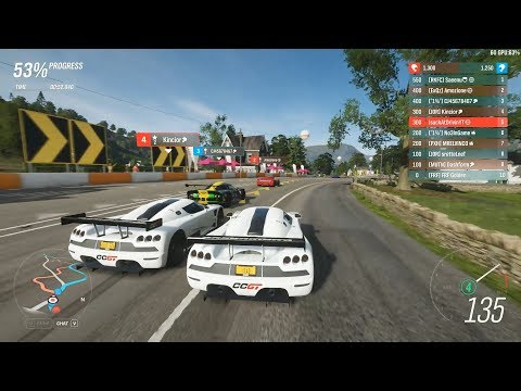 Forza Horizon 4 - Koenigsegg CCGT is another strong S2-Class!