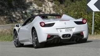 [Autocar] Ferrari 458 Spider video review