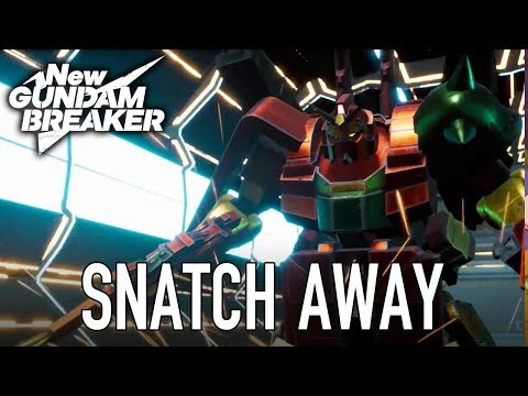 Trailer de New Gundam Breaker