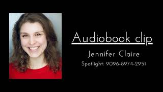 """Jennifer Claire: Audiobook Clip (""""The Holiday"""")"""