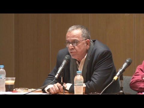 Ένταση σε ομιλία του αναπληρωτή υπουργού για θέματα Μεταναστευτικής Πολιτικής Γ.Μουζάλα