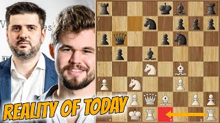 Playing Magnus Is Like This || Carlsen Vs Svidler || Chess24 Legends Of Chess (2020)