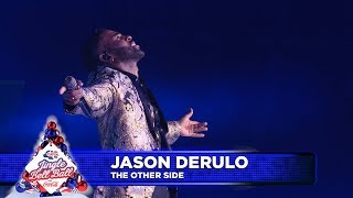Jason Derulo - 'The Other Side' (Live at Capital's Jingle Bell Ball)