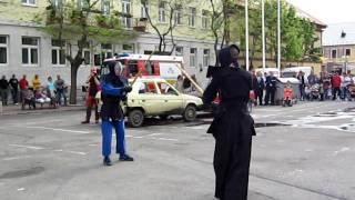 Oslavy svätého Floriána Pezinok  2.5.2010  /  9