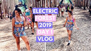 Electric Forest 2019 Day 1 Vlog | Wooli, Gramatik, & Odesza