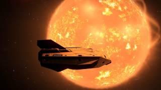 Elite: Dangerous - 22,000 light years Trip