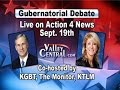 Texas Governor's Debate - YouTube
