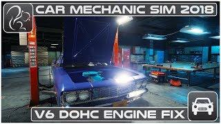 Car mechanic Simulator 2018 engines - Free video search site