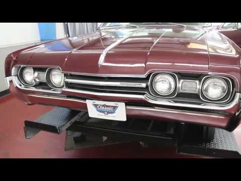 Video of '67 Cutlass Supreme - J0QO