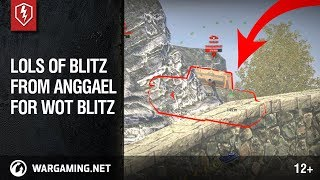 Lols of Blitz from Anggael. WoT Blitz official