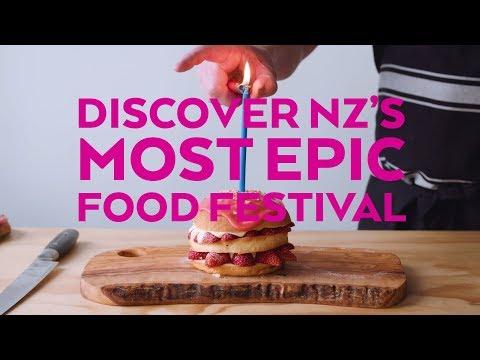 mp4 Food Festival Wellington, download Food Festival Wellington video klip Food Festival Wellington