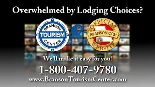 Lodging Choices - We'll make it easy for you!  Video