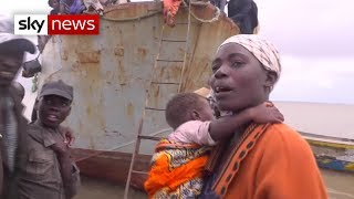Survivors of Cyclone Idai struggle to survive with no government help