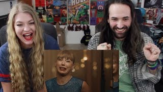 TAYLOR SWIFT   Delicate (Music Video) REACTION & THOUGHTS!!!
