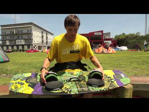 2014 Slingshot Asylum Kiteboard Review