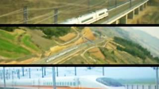 High Speed Trains Around the World