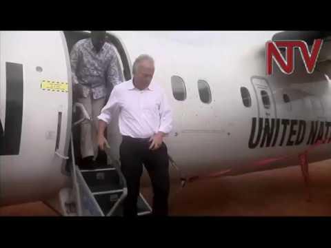 UN envoy in Kenya urges somalis to return home