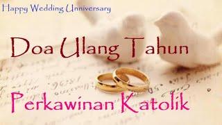Doa Ulang Tahun Perkawinan...