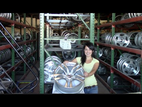 Factory Original Infiniti QX56 Rims & OEM Infiniti QX56 Wheels – OriginalWheel.com