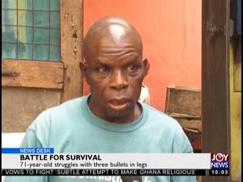Battle For Survival - News Desk on JoyNews (28-8-18)