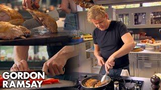 Gordon Ramsay: alapvető főzési tippek és receptek