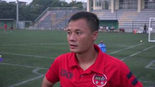 Ngôi sao Thành Lương - HLV Trung tâm bóng đá H.Y.S