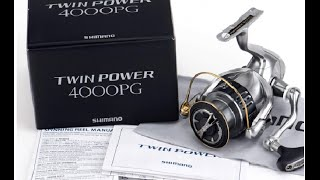 Shimano twin power 4000pg 15
