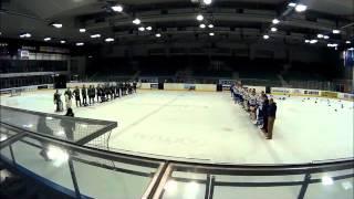 Finale U20 v hokeju na ledu 2015/16 – HK Olimpija vs HK Triglav